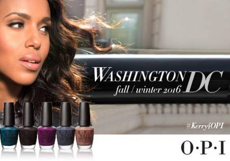OPI Washington DC Collection