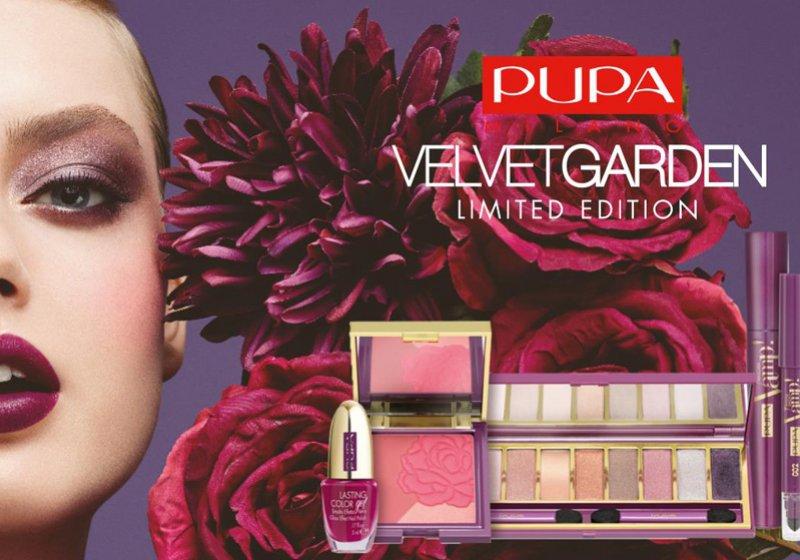Pupa Velvet Garden